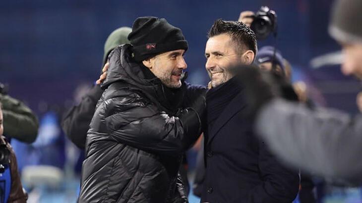Guardiola'dan Bjelica'ya övgü dolu sözler