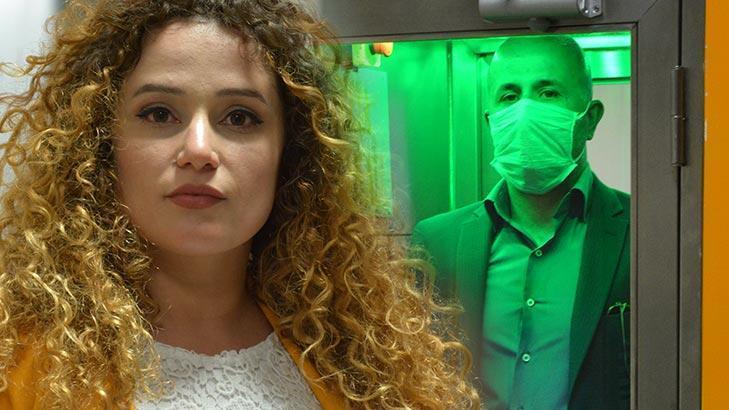 İnönü Üniversitesi dezenfeksiyon kabini geliştirildi!