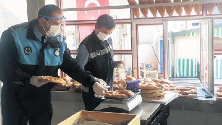 Ramazan pidesi satışı yapan fırınlara uyarı