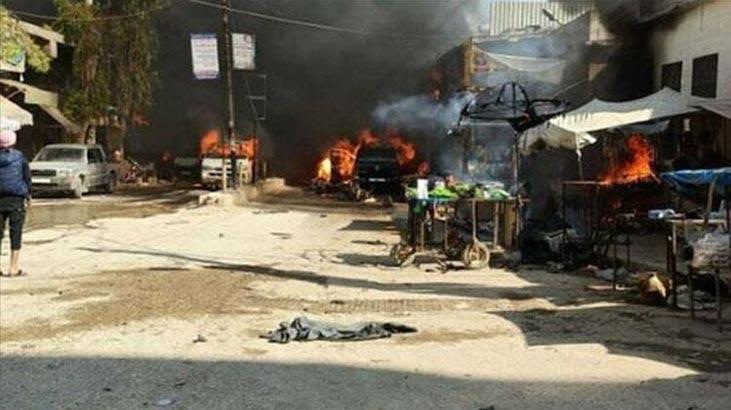Son dakika: AB'den Afrin'deki terör saldırısı için açıklama: Sorumlular hesap vermelidir