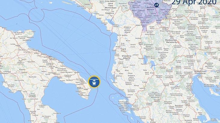 Son dakika | NATO askeri helikopteri, Adriyatik Denizi'nde kayboldu