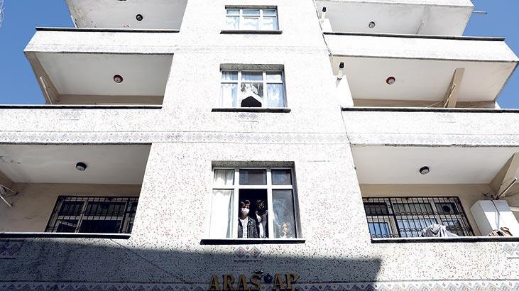 'Karantina apartmanı' özgürlüğüne kavuştu
