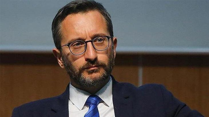İletişim Başkanı Altun'dan AB'ye terörle mücadele tepkisi