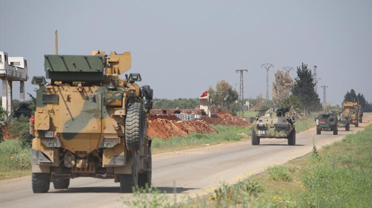 Türkiye ve Rusya arasında İdlib'de 7. kara devriyesi