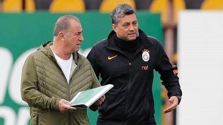 Galatasaray'da 2. adam Levent Şahin