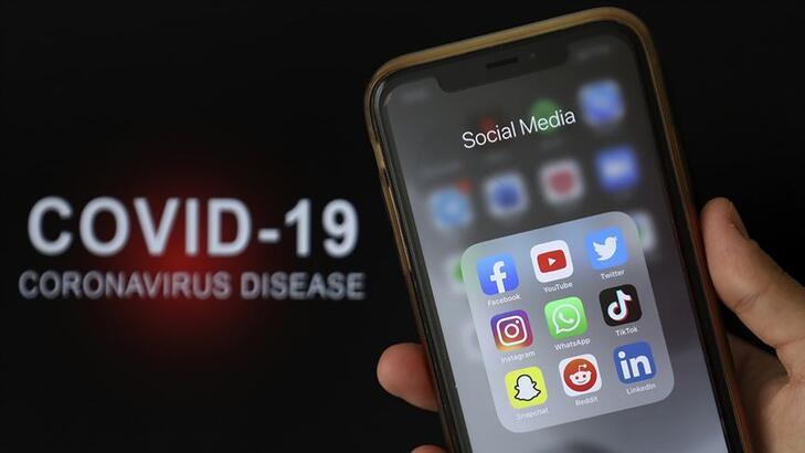 Corona virüs sosyal medya kullanımını önemli oranda yükseltti!