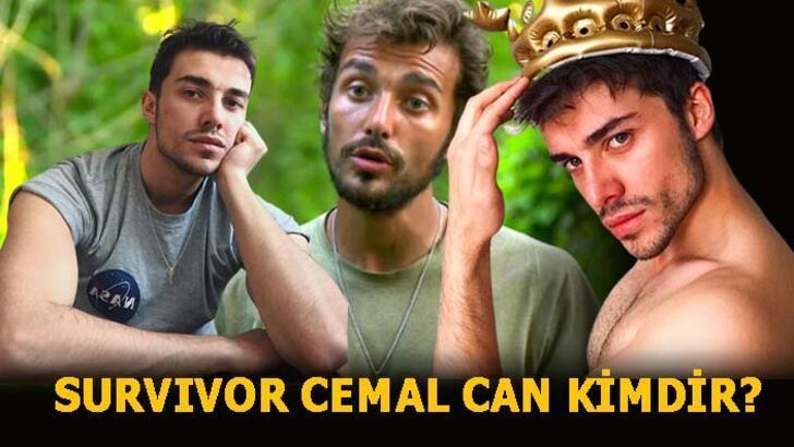 Survivor Cemal Can kimdir, kaç yaşında? Cemal Can Canseven nereli, kaç kilo, ne iş yapıyor?