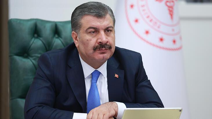 Son dakika! Sağlık Bakanı Fahrettin Koca DSÖ'ye Türkiye'nin corona virüs mücadelesini anlattı!