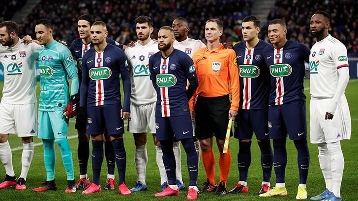 Fransa Ligue 1'de PSG şampiyon ilan edildi!