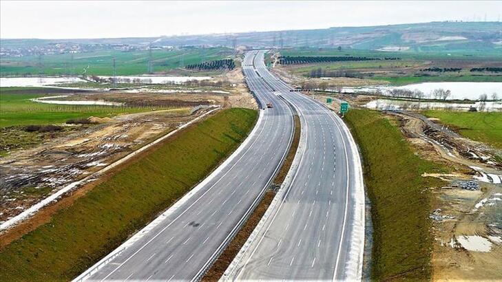 Bakan'dan Kuzey Marmara Otoyolu açıklaması