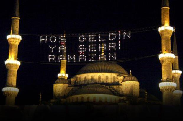İstanbul iftar vakti! 1 Mayıs'ta İstanbul'da iftar ve sahur saat kaçta? İşte 2020 Ramazan İmsakiyesi...
