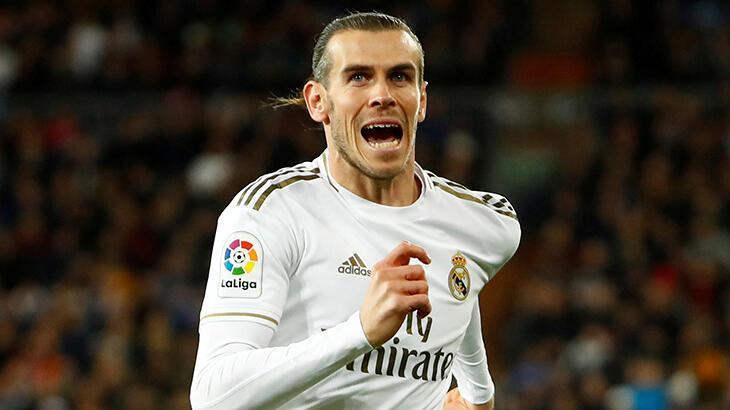 Real Madridli futbolcu Bale, ABD'de oynamaya sıcak bakıyor
