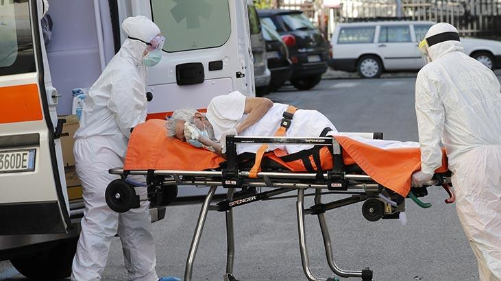 Son dakika... İtalya'da corona virüs nedeniyle ölenlerin sayısı 28 bin 710 oldu