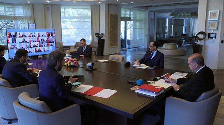 Son dakika: Gözler Erdoğan'da! Kabine normalleşmeyi ve sınavları konuşacak