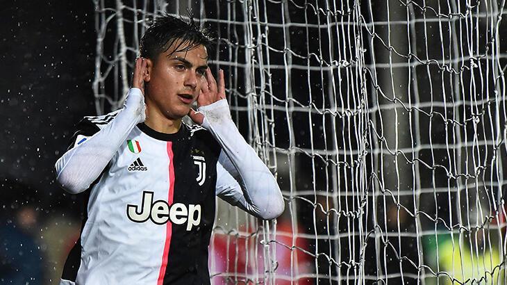 Juventus, Dybala'nın sözleşmesini uzatıyor