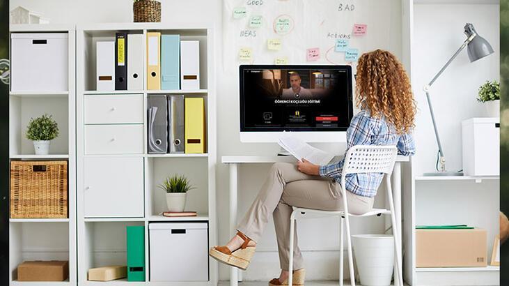 Evde eğitim ile verimli zaman geçirin ve yeni bir meslek edinin