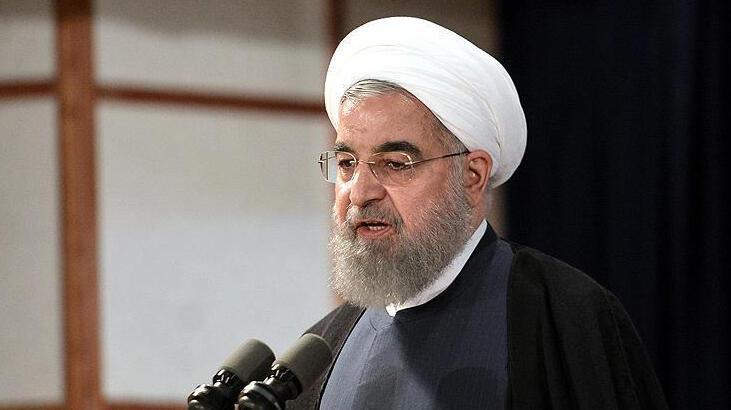 Ruhani: 'Silah ambargosu kalkmazsa bunun sonuçları ağır olur'