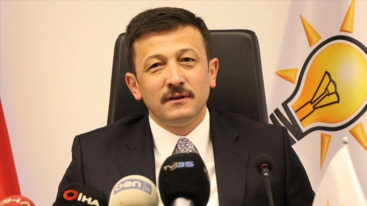 AK Parti'li Dağ'dan rejim ve darbe tartışmalarına ilişkin açıklama