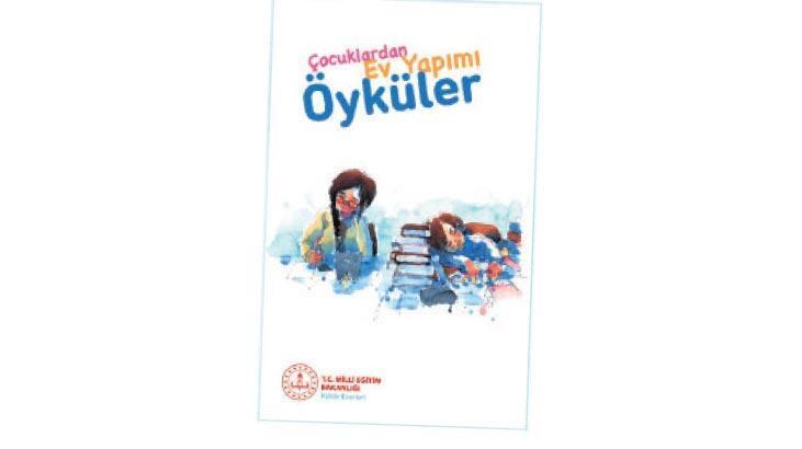 MEB, çocukların yazdığı öyküleri kitapta topladı