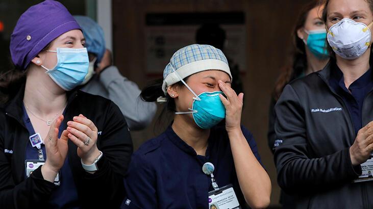 New York'tan umutlandıran haber: Virüsün yayılmasının önüne geçildi