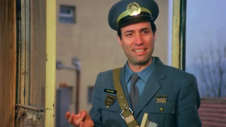 Postacı filmi konusu ve oyuncu kadrosu! Postacı filmi kaç yılında çekildi?
