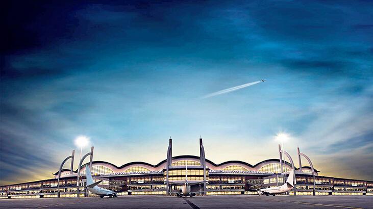 Sabiha Gökçen Havalimanı 28 Mayıs'a hazırlanıyor