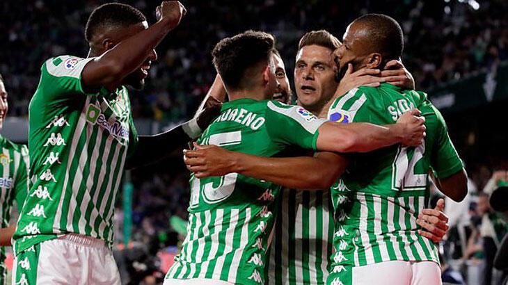 Real Betis'te 3 futbolcu coronavirüse yakalandı