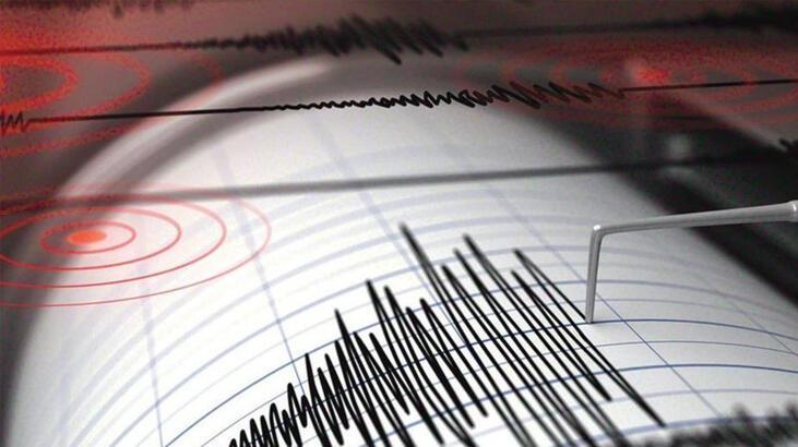 Son dakika I Kuşadası'nda 3.6 büyüklüğünde deprem