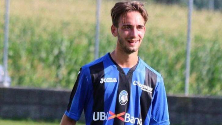 Atalanta'da forma giyen 19 yaşındaki Rinaldi hayatını kaybetti