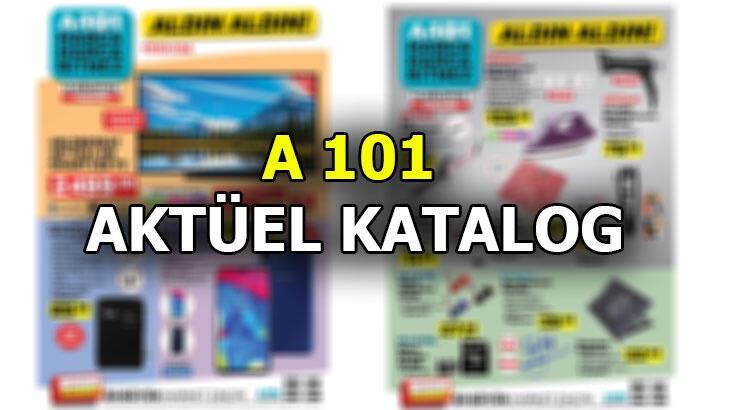 A 101 aktüel katalog bu hafta - A 101 açılış - kapanış saatleri 2020