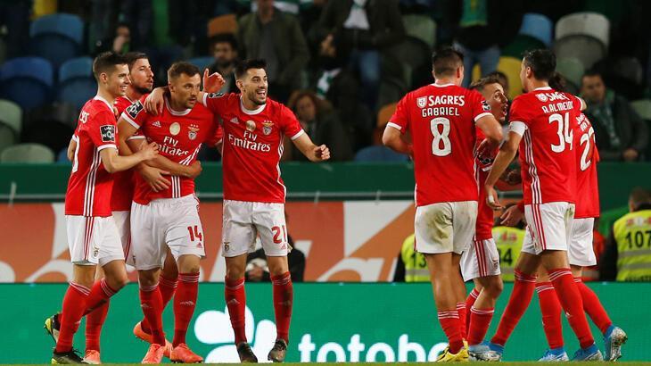 Portekiz 1. Futbol Ligi 4 Haziran'da başlayacak