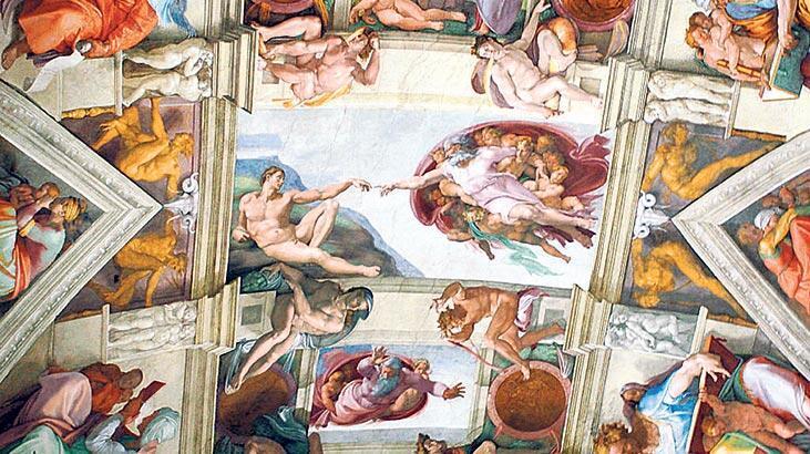 Vatikan Müzesi açılıyor