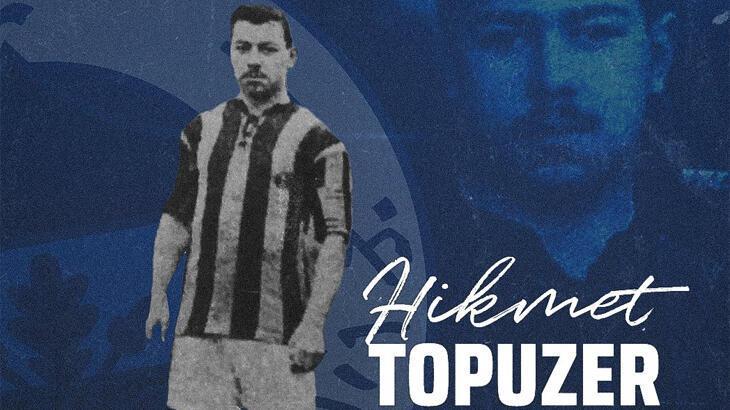 Fenerbahçe Kulübü, Hikmet Topuzer için anma mesajı yayımladı