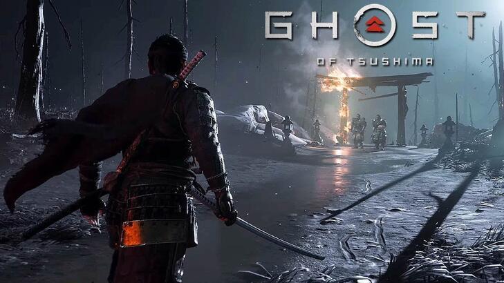 Sony, 14 Mayıs'ta Ghost of Tsushima canlı yayını yapacak!