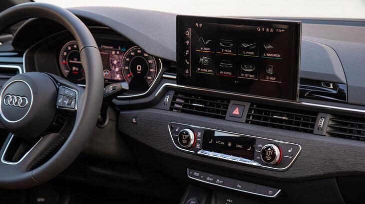 Audi o sistemi tanıtacak: MIB 3