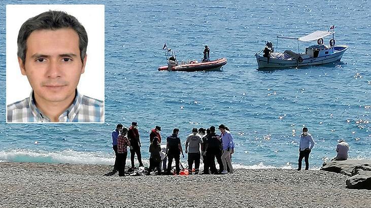 'Denize gireceğim' deyip kaybolan doktorun cansız bedenine ulaşıldı