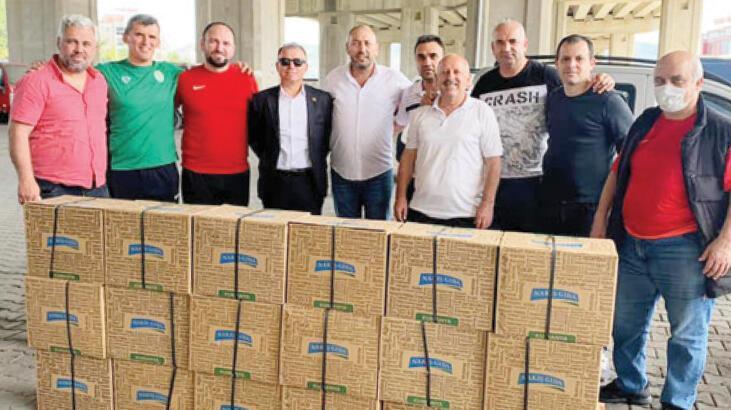 Bornova Kulüpler Birligi'nden antrenörlere büyük destek