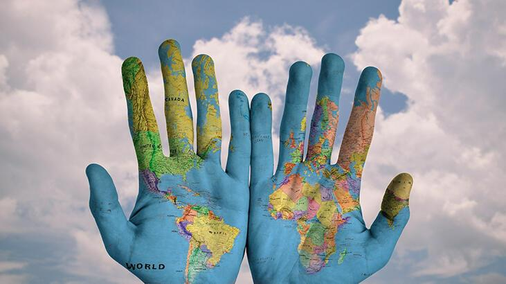 Dünyada Kaç Tane Kıta Var? Kıtaların İsimleri Ve Ülkelerin Adları