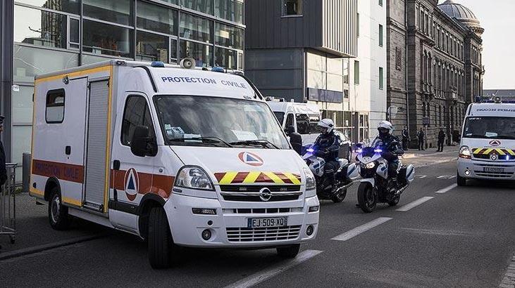 Son dakika haberi: Fransa'da corona virüsten ölenlerin sayısı 27 bin 74'e yükseldi