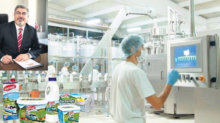 Aynes Gıda CEO'su Murat Hocalar: Aynes'in 2020 ciro hedefi 1.5 milyar TL