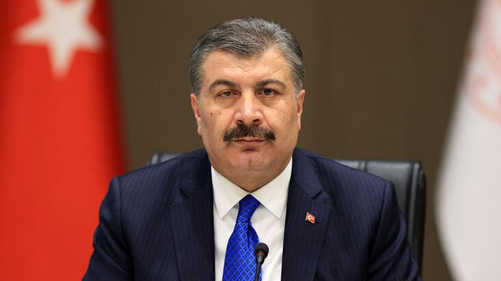 Sağlık Bakanı Koca Türk Dil Bayramı'nı kutladı