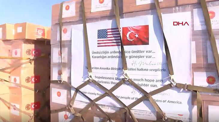 ABD Acil Durum Yönetim Kurumu Başkanı'ndan Türkiye'ye  yardım teşekkürü