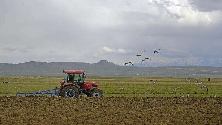 Devlet desteğiyle yüzleri gülen çiftçiler üretime devam ediyor