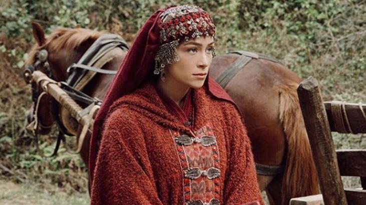 Buse Arslan kimdir, kaç yaşında aslen nereli? Kuruluş Osman dizisinde Aygül karakterine hayat veren Buse Arslan biyografisi