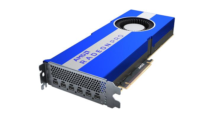 AMD Radeon Pro yazılım güncellemeleri geldi!