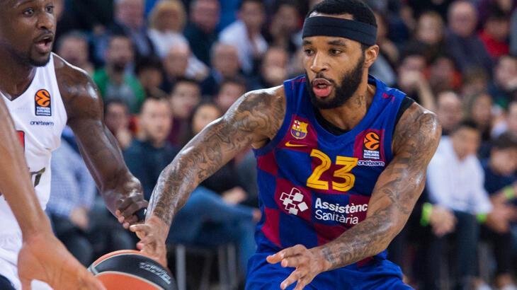Barcelona, ABD'li basketbolcu Malcolm Delaney ile yollarını ayırdı