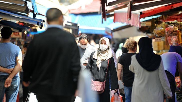 Bursa'dan şok görüntü! Sokağa çıkma yasağı öncesi yoğunluk