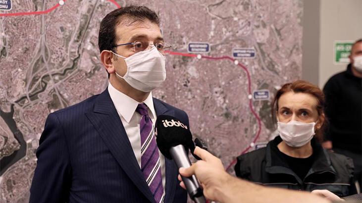 Son dakika... Mecidiyeköy-Mahmutbey Metro Hattı ile ilgili flaş karar! Ertelendi