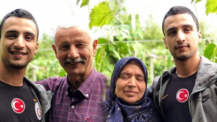 Fransa'da corona tedavisi gören anne- babası için yardım istedi!