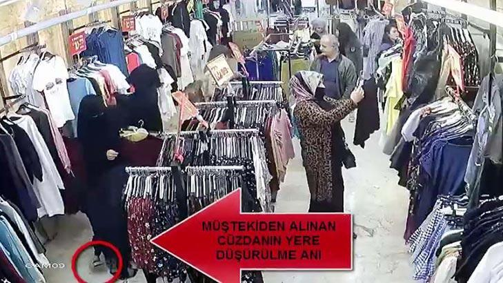 Alışveriş yapan kadınların korkulu rüyası oldular!